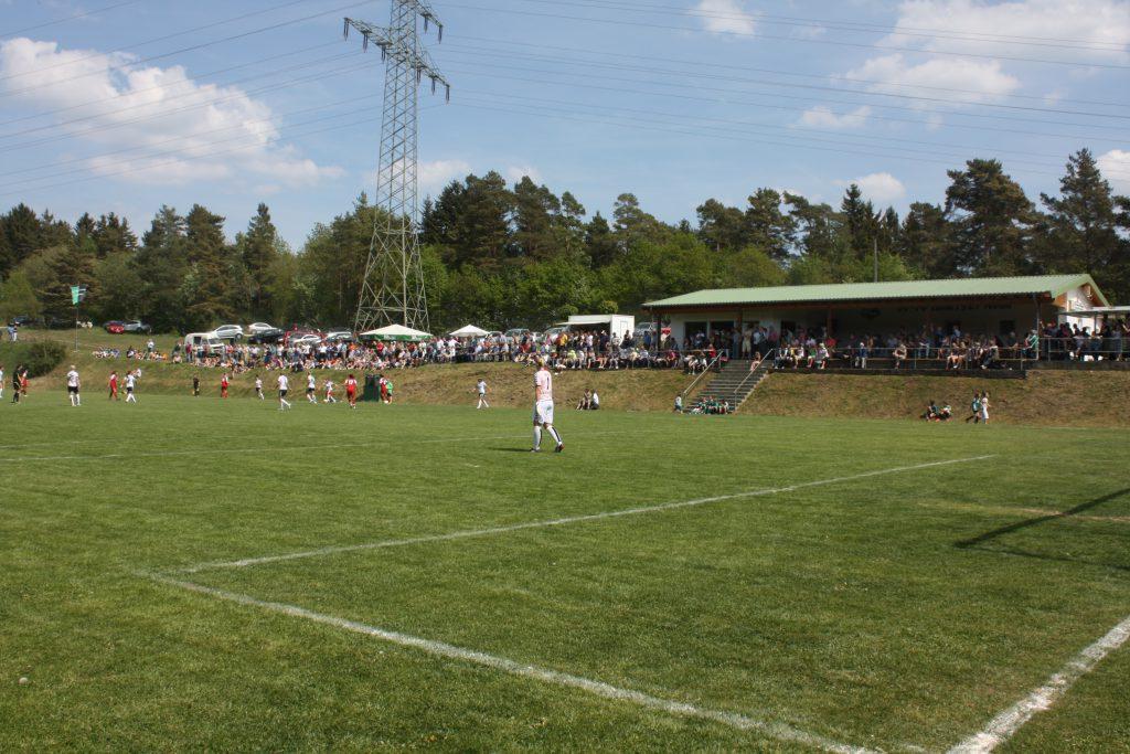 Sportanlage SV Nohn