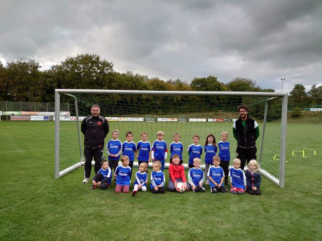 Bambini-Mannschaft SV Nohn