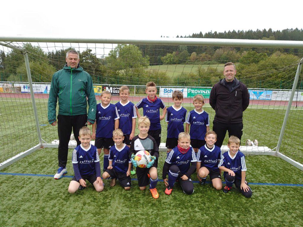 F-Jugend Mannschaft SV Nohn